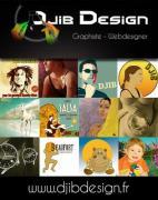 Djibdesign : infographie, webdesign
