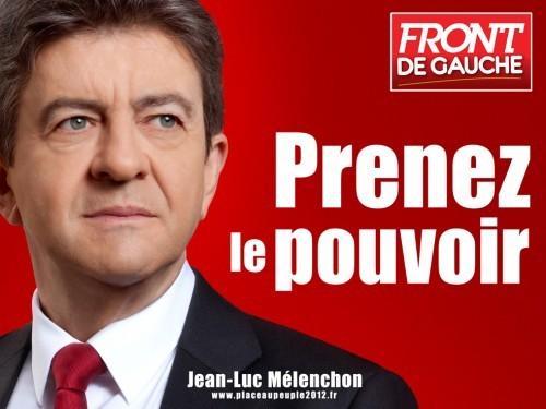jean-luc mélenchon,front de gauche,présidentielles 2012,résistance