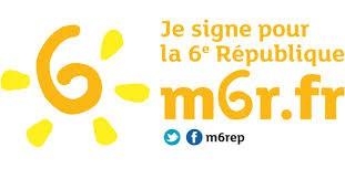 m6r, sicième république, constitution, assemblée constituante, Jean-Luc Mélenchon